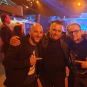 Jan Volvoet, Mike Push & Phi Phi @ Bonzai Awards Party