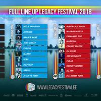 Legacy 2018