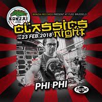 Bonzai Classic Night 23 02 2018