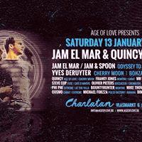 Age Of Love @ Charlatan 13 01 18