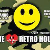 We Love Retro House @ Fuse 2018