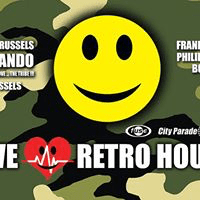 We Love Retro House @ Fuse 2018