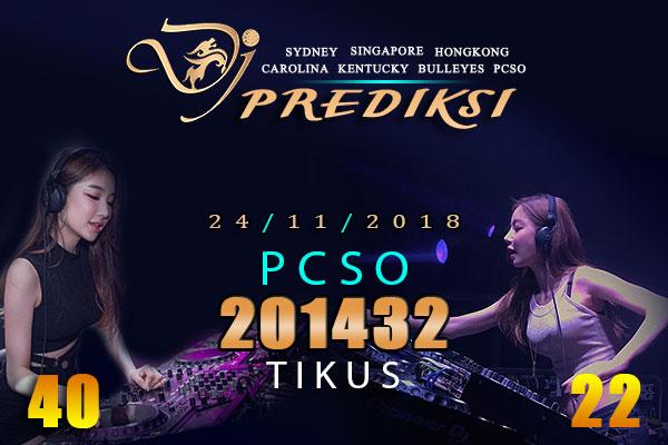 Prediksi Togel PCSO Akurat