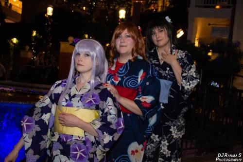 Roselia: Night Time Kimono