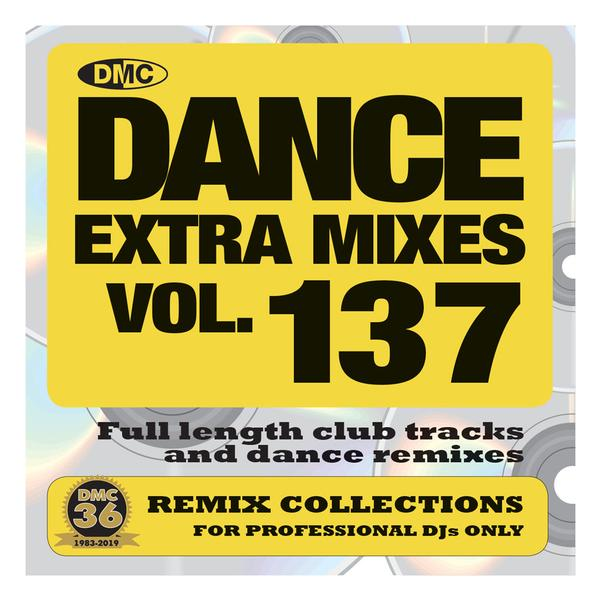 DMC Dance Extra Mixes Vol. 137