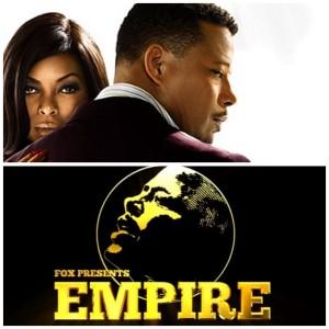 """Taraji P. Henson, Terrance Howard/ """"Empire"""""""