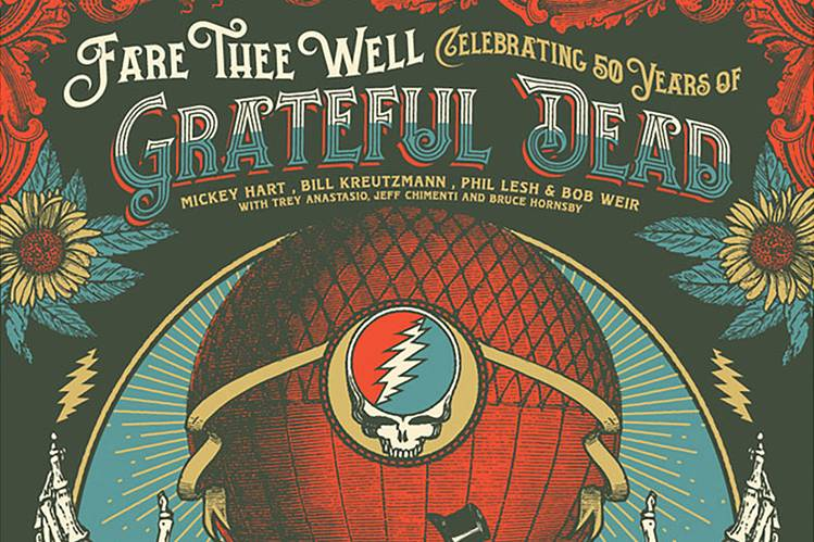Grateful Dead – They're (Likely) Not Who You Thought They Were