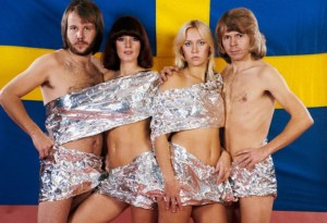 In real life, the members of the Swedish band ABBA were two married couples, but those relationships ended, and soon afterwards, so did ABBA.