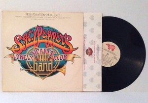 The soundtrack to Sgt. Pepper's generated three top 20 hits.