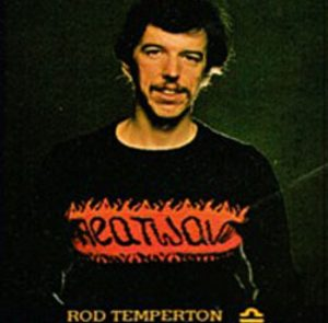 Rod Temperton, keyboardist and songwriter for the group Heatwave, died last week at age 66.
