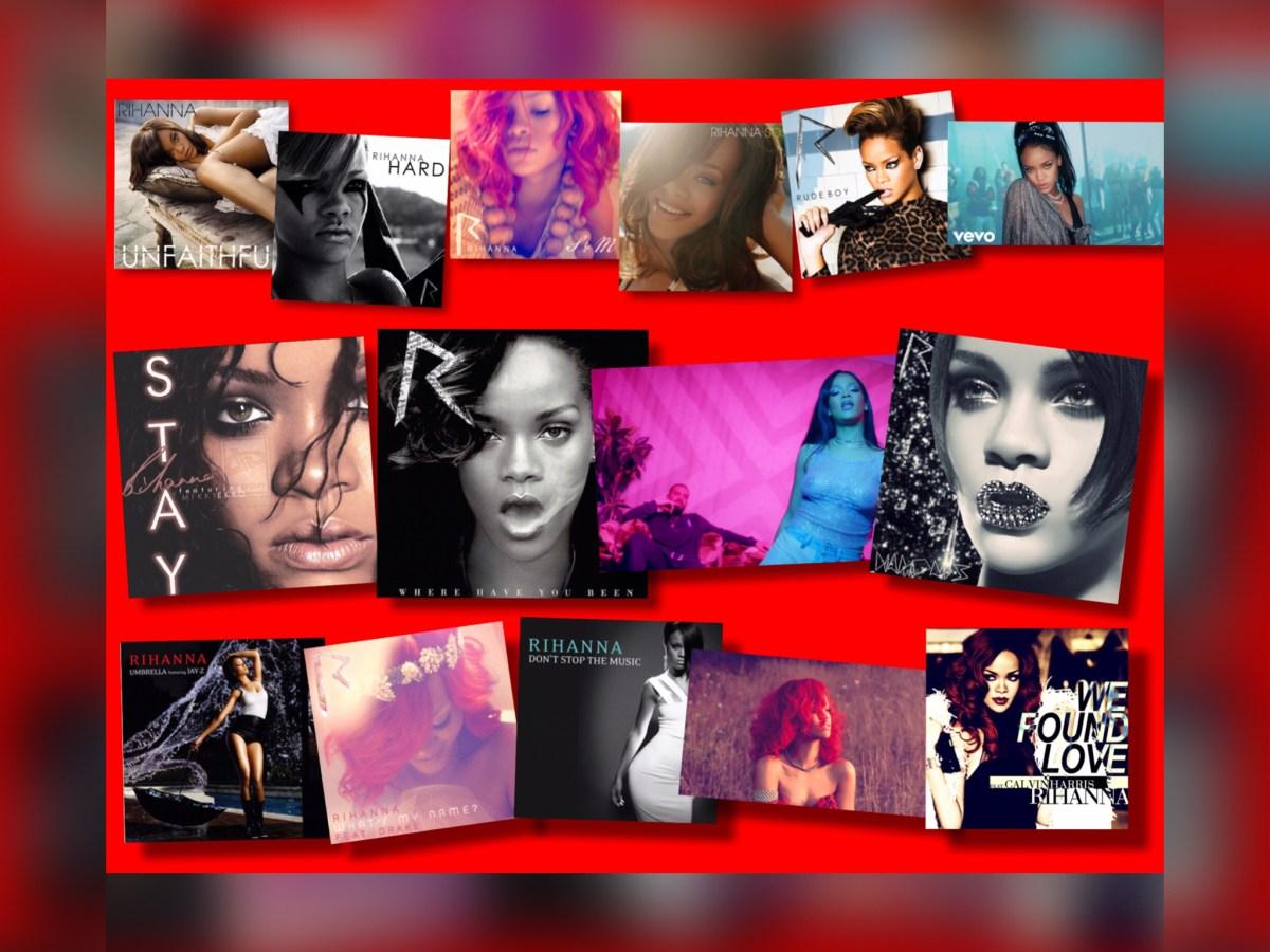 Rihanna Gets #30 at 29!