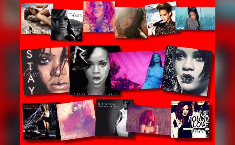 Rihanna Gets #30 at 29!