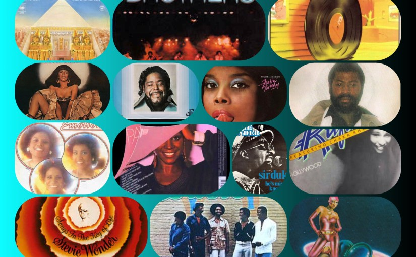 Class of 1977: You Had The Greatest Year in Black Music History! These Classic Soul Jams Celebrate Their 40th Birthdays This Year!