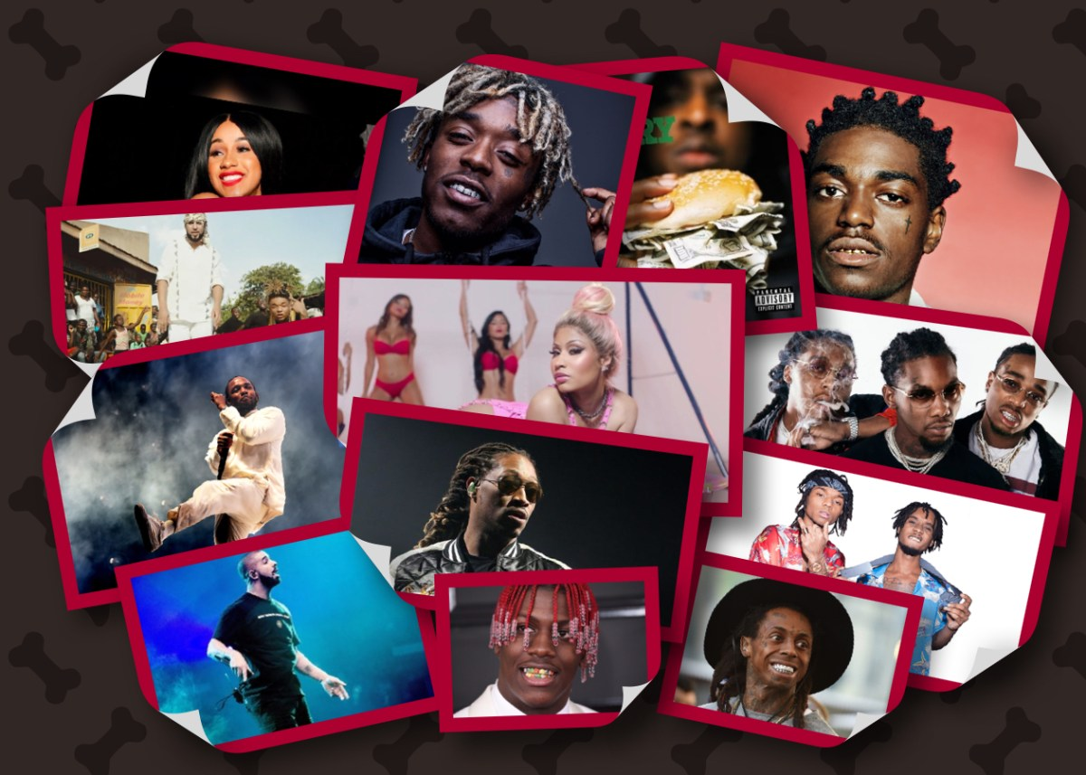 Can We Stop Being Pimped?  The Ugly Story Involving Hip-Hop Artists in 2017