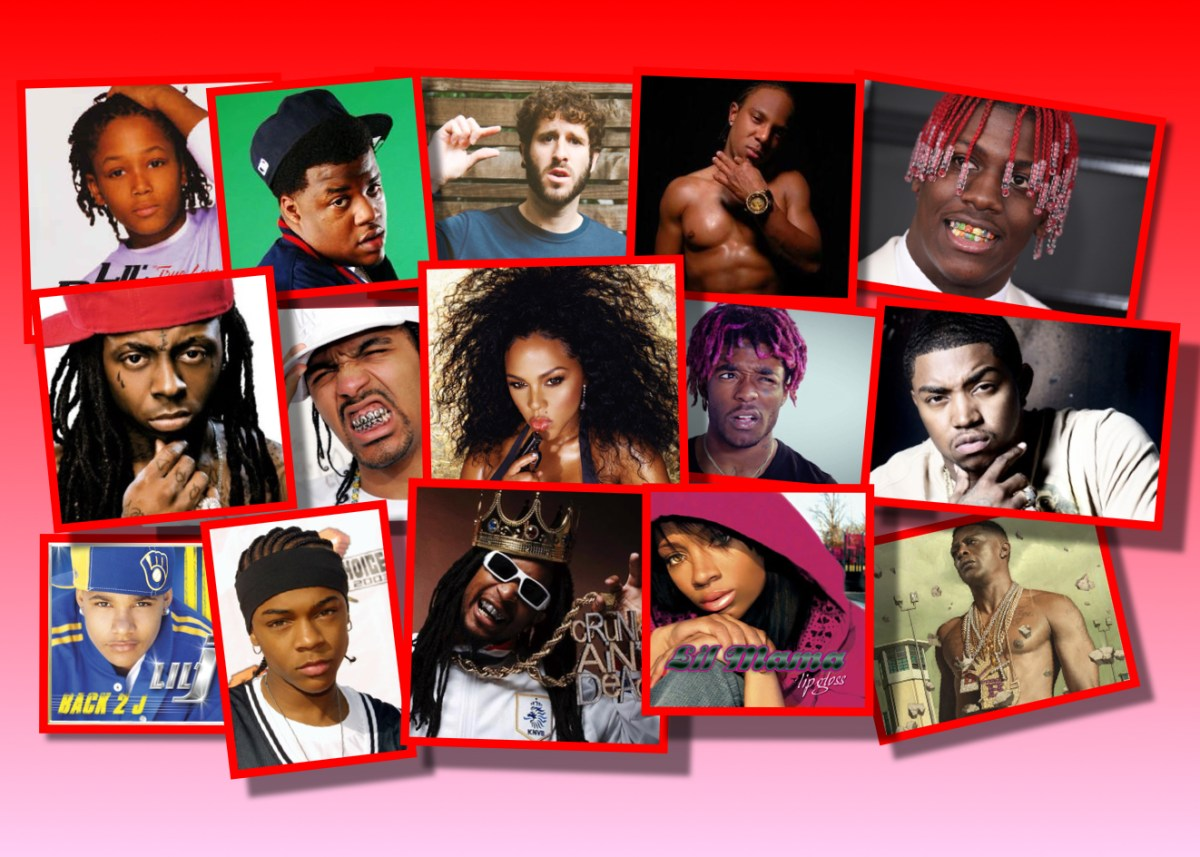 The 25 Biggest Lil' Rappers Ever!