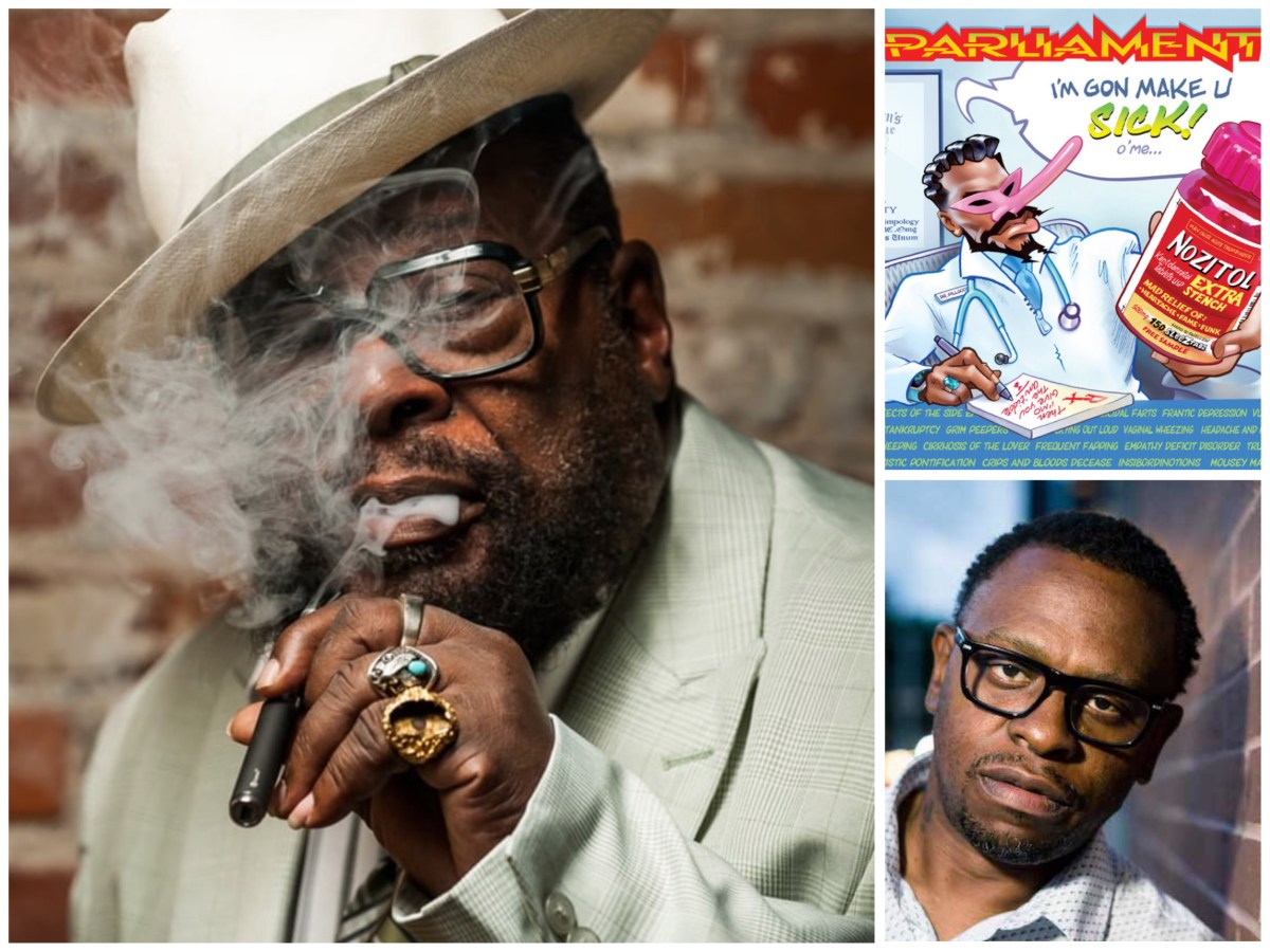 George Clinton's Parliament Returns...With A New Sickness AND Its Antidote!