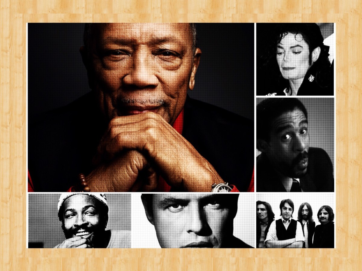 Dude Imperfect: Quincy Jones Got Some Of It Right, But Mainly Just Didn't Give AF