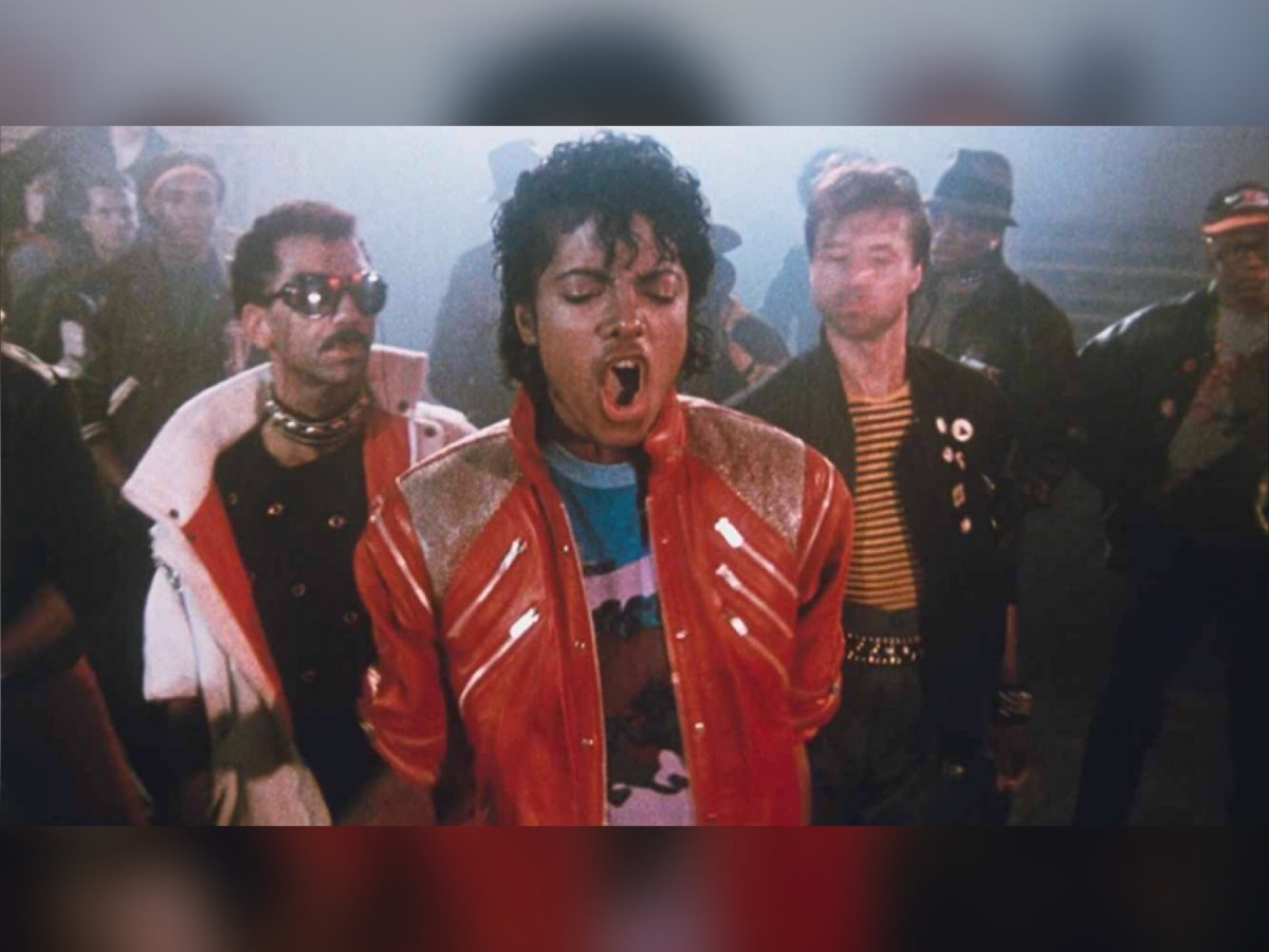 "35 Years Ago:  This MJ Video Changed Music Videos Forever... And It Wasn't ""Thriller."""