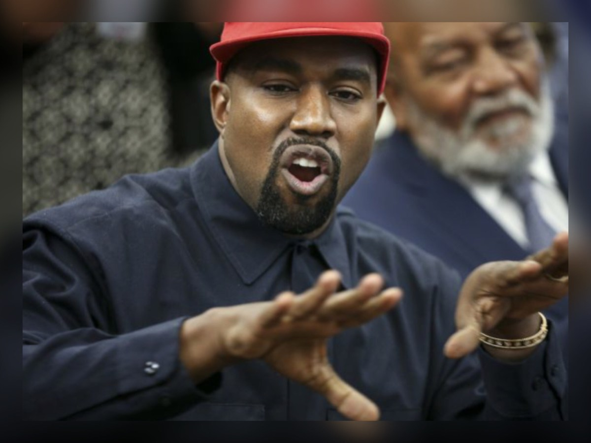 Amid New Twitter Video Rant:  Maybe It's Not Kanye Who's Crazy...