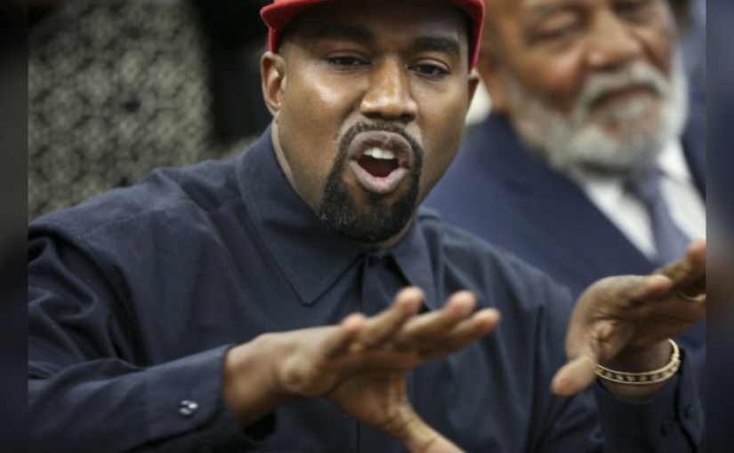 Amid New Twitter Video Rant:  Maybe It's Not Kanye Who's Crazy…