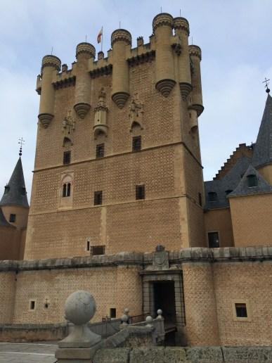 Alcazar the influence for Cinderella