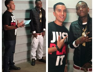 DJ Seize Interviews Soulja Boy