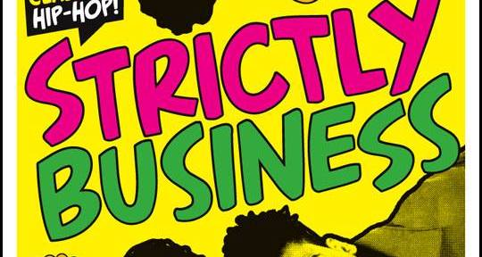 STRICTLY BUSINESS @ THE RED LIGHT (11.09.2013)