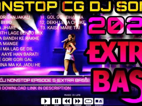 Cg Song Nonstop Dj Episode - 5 Cg Dj Song Mp3 Download