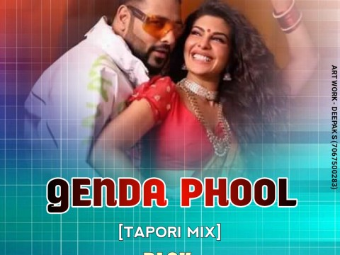 Bollywood Dj Song Genda Phool Tapori Mix DJ Ck Official