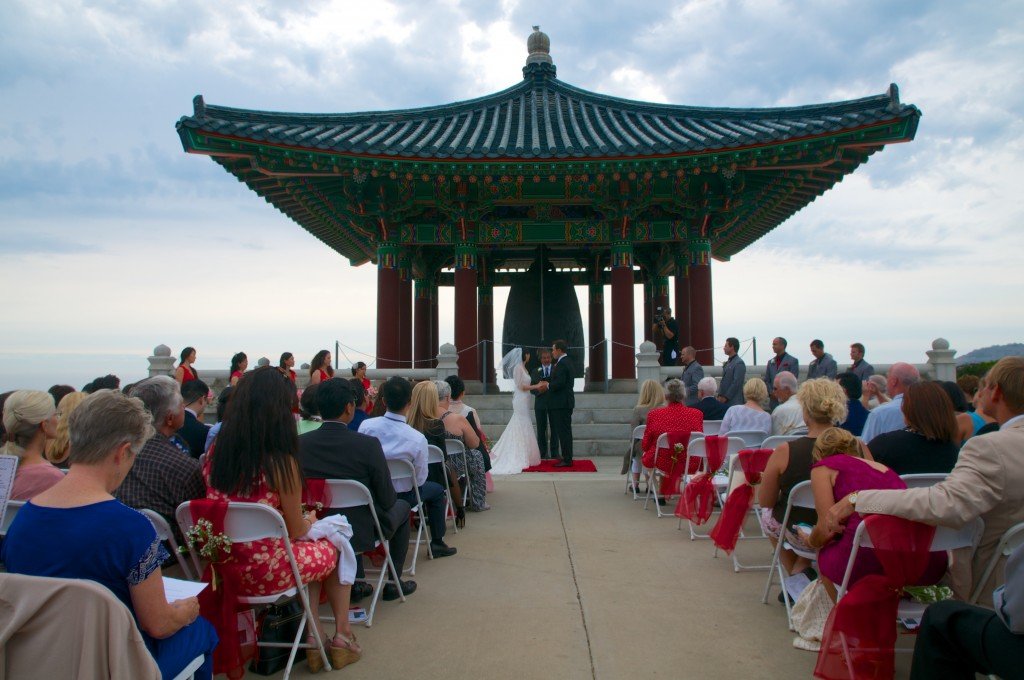 Wedding DJ Korean Bell San Pedro DJ Service Wedding