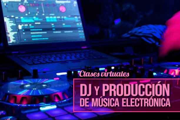 Djspace - Clases Virtuales de DJ y Produccion de Musica Electrónica