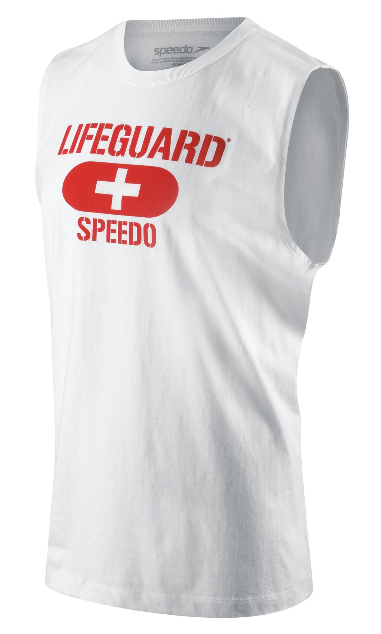 Speedo Lifeguard Sleeveless Tee