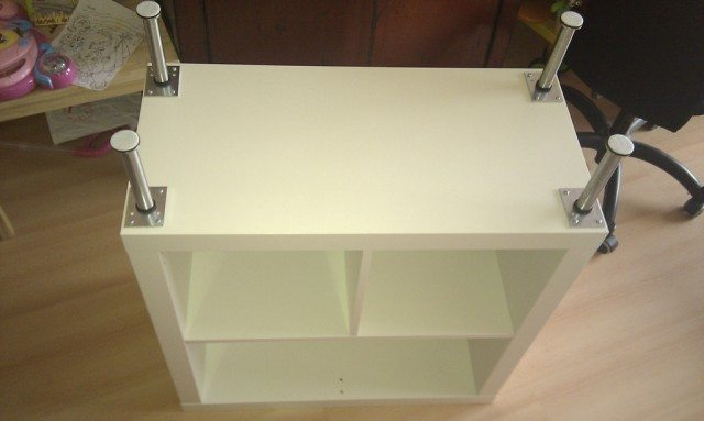 Retro Tv Meubel Ikea.How To Create A Professional Dj Booth From Ikea Parts Dj Techtools