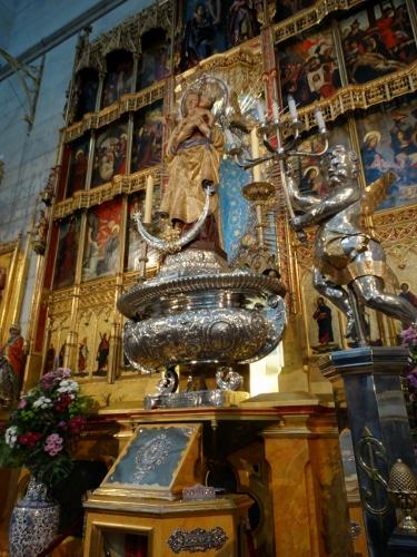 Virgen dela Almudena