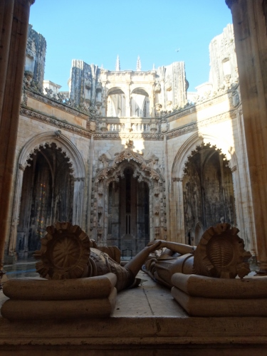 Tombs of King Duarte and Queen Leonor