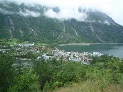 Views of Eidfjord