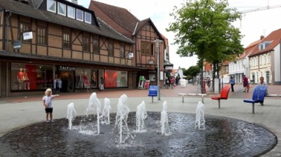 Gifhorn town center