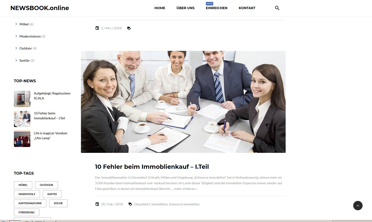 Website Newsbook.online