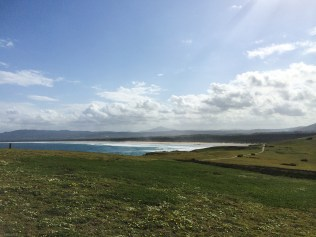 Solitary Islands Marine Park to the left of Moonee Beach Reserve, Coffs Harbour ©Danielle Ryan - Bluebottle Films