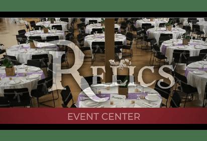 Relics Event Center