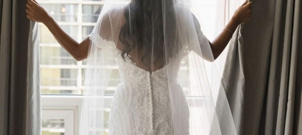 what to do with the wedding dress