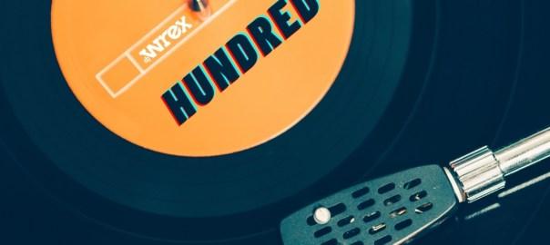 one hundred beat tape dj wrex los angeles