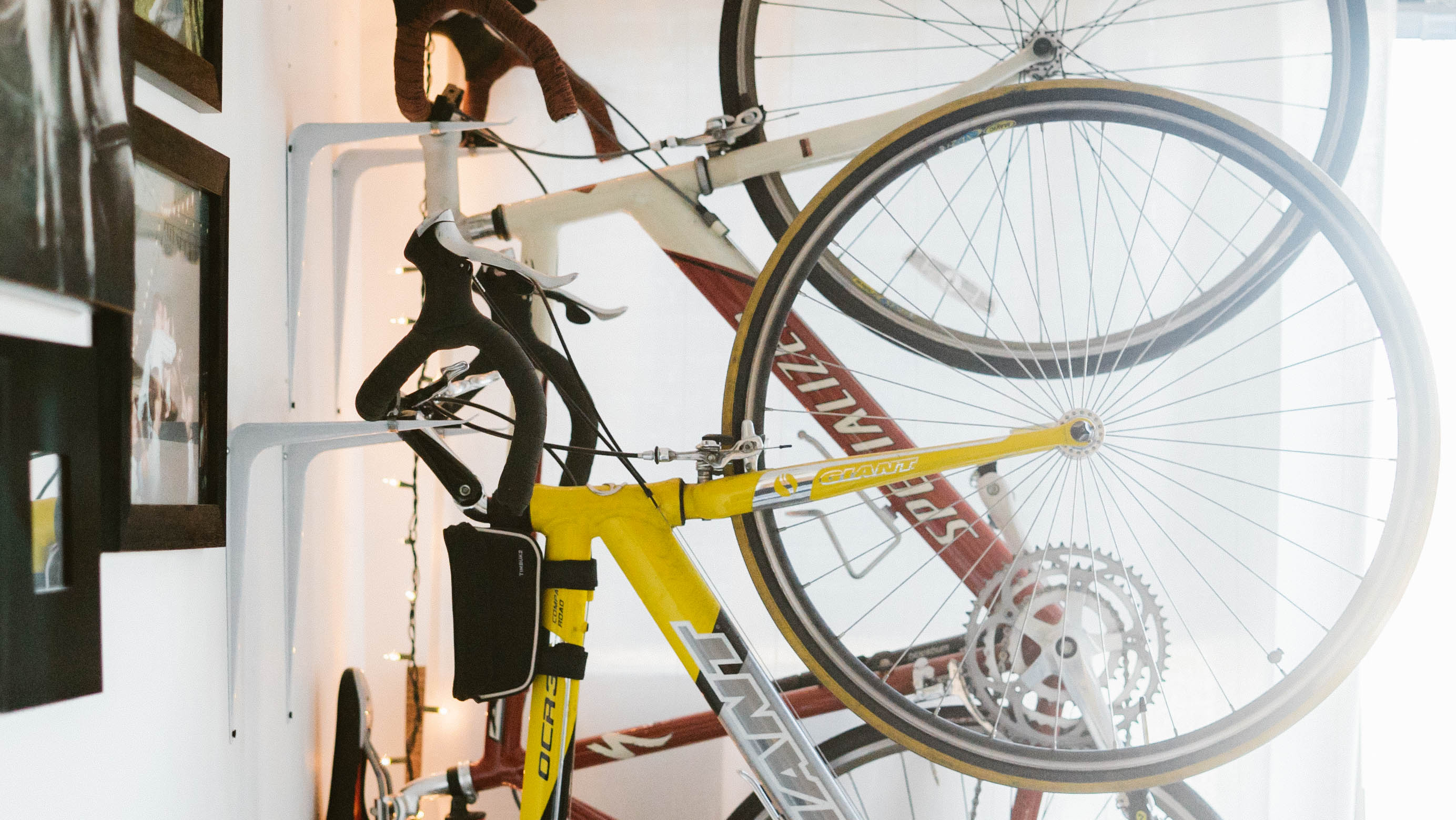 to in multiple system pulley s rack way or your wall without hang garage dahanger a easy for hanging rhyoutubecom bike