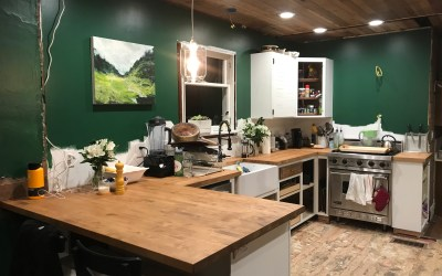 Our Own Fixer Upper's Kitchen Inspiration