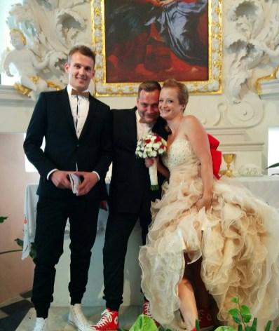 Dj na poroki od Maria in Mojce