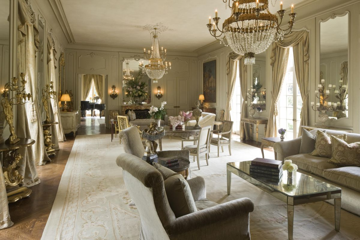 French Country Decor Ideas Living Room