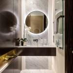 18 Statement Making Powder Rooms Dk Decor