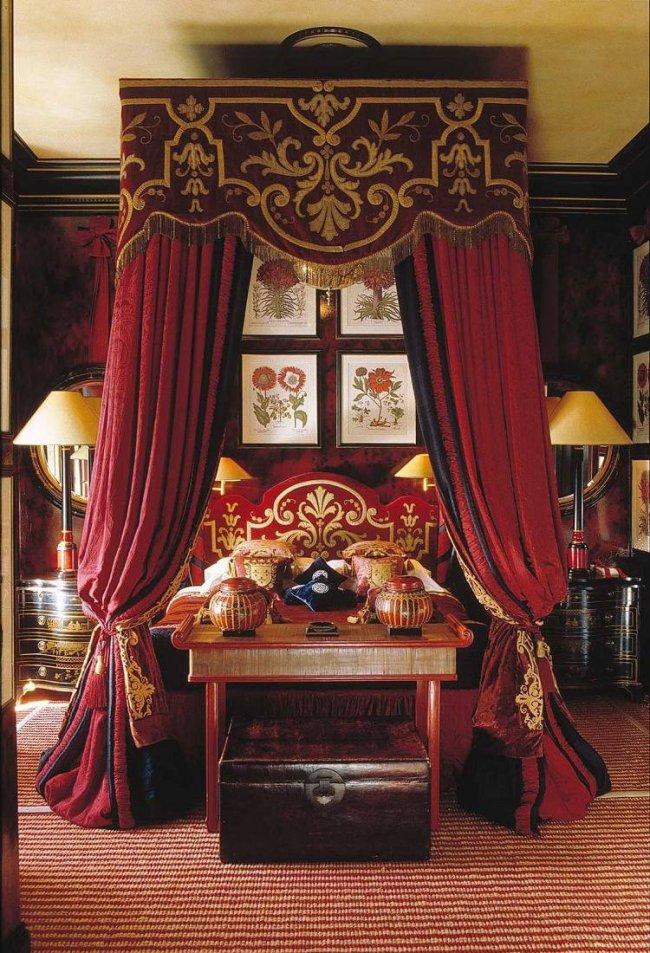 Bedroom Drama 18 Canopy Bed Designs Dk Decor