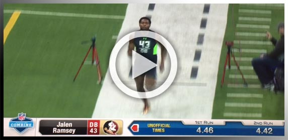 Sportspeed Jalen Ramsey NFL Draft