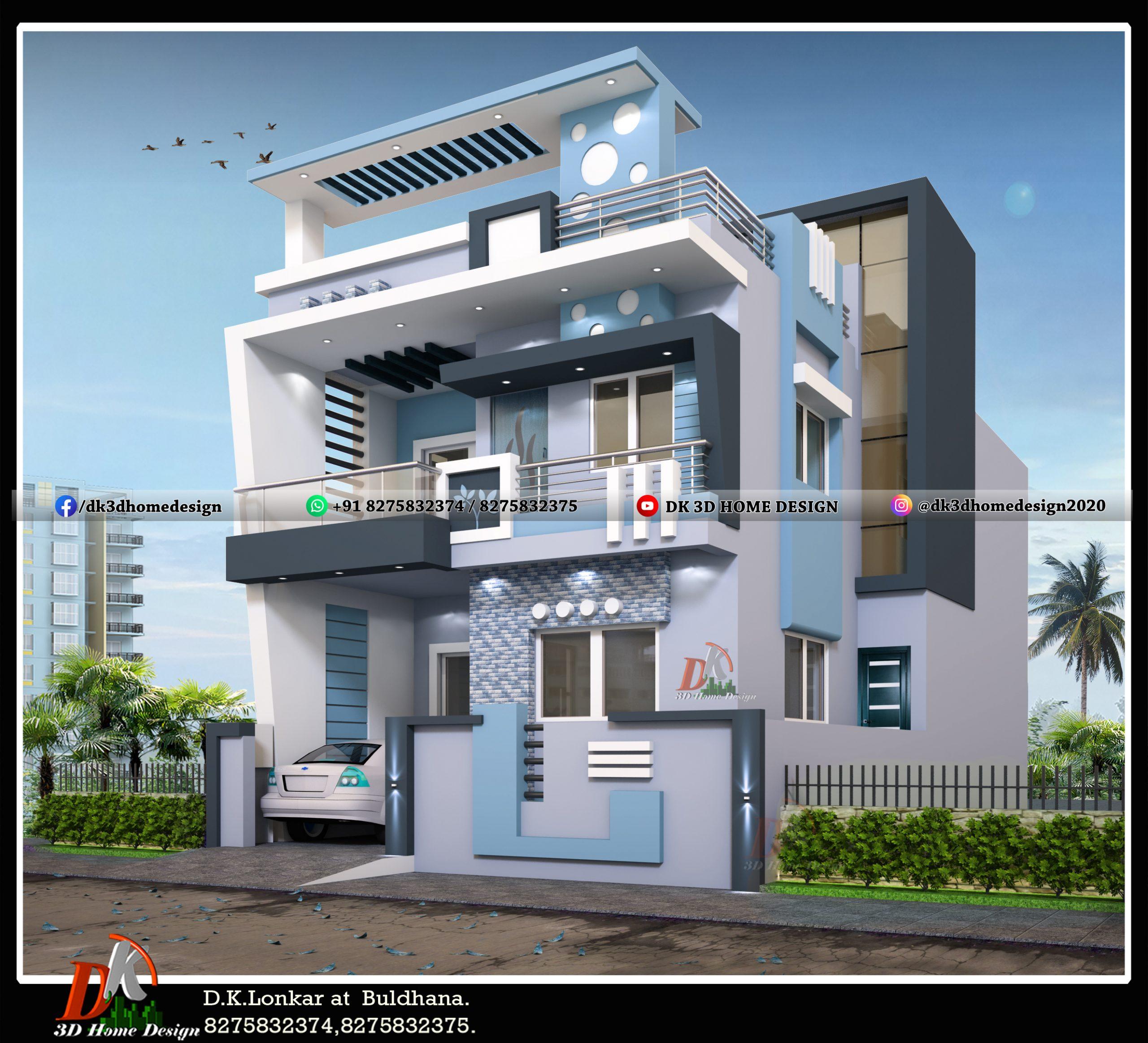 home front elevation designs